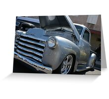 Truck #2; Norwalk, CA USA;  224 views 3-6-13 Greeting Card