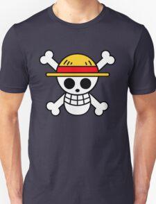 Straw Hat Pirates Flag T-Shirt