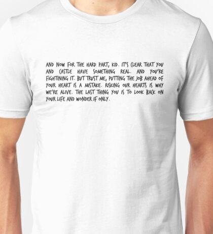 Mike Royce's letter. Unisex T-Shirt
