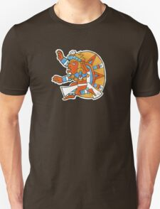 Mayan Warrior v.1 T-Shirt