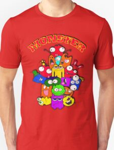 Monster Bunch Unisex T-Shirt