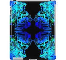 Blue Falls Quad iPad Case/Skin