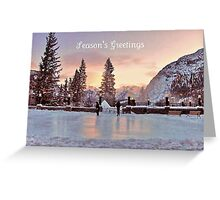 Winter delights! Greeting Card