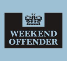 Weekend Offender by fleros