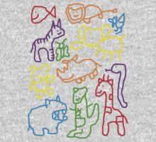 A Kid's Zoo by ceejsterrr