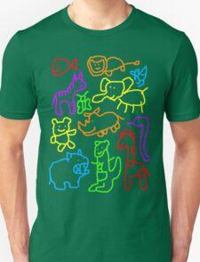 A Kid's Zoo T-Shirt