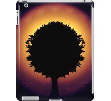Tree sky iPad Case/Skin