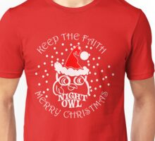Northern Soul Merry Christmas Unisex T-Shirt