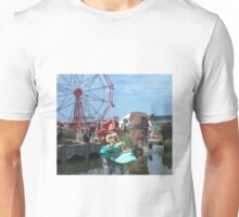 Bansky Dismaland Little Mermaid Unisex T-Shirt