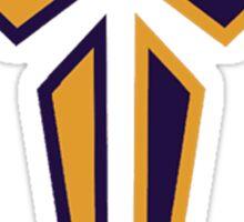 Kobe bryant logo Sticker