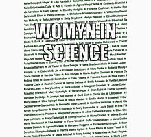 Womyn In Science Women's Relaxed Fit T-Shirt