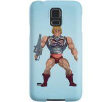 He-Man (battle damage) Samsung Galaxy Case/Skin