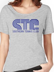 STC - Southern Tennis Club Women's Relaxed Fit T-Shirt