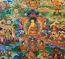 Buddha Life Story by ammitz