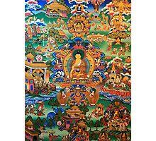 Buddha Life Story Photographic Print