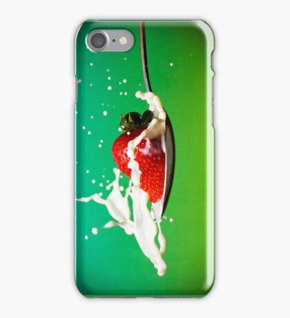 Strawberry Milk iPhone Case/Skin