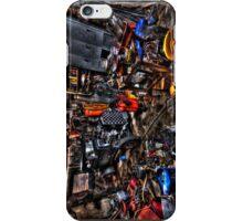 Hotrod Garage iPhone Case/Skin