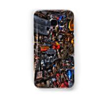 Hotrod Garage Samsung Galaxy Case/Skin