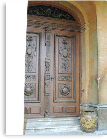 Waddesdon Door by CreativeEm