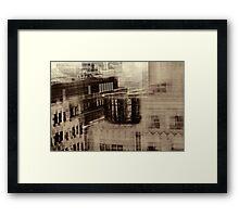 Tower Hill Framed Print