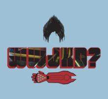 What Would Jin Kazama Do? Kids Tee