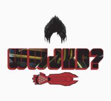What Would Jin Kazama Do? Baby Tee