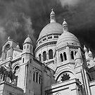 Sacré Coeur, Montmartre, Paris by Nick Coates