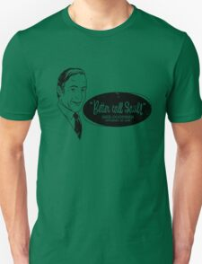 Better call Saul! (Distressed) Unisex T-Shirt