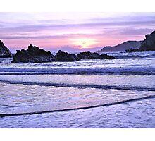 anglesey sea   Photographic Print