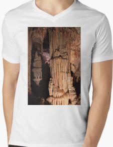 Lehman Cave Mens V-Neck T-Shirt