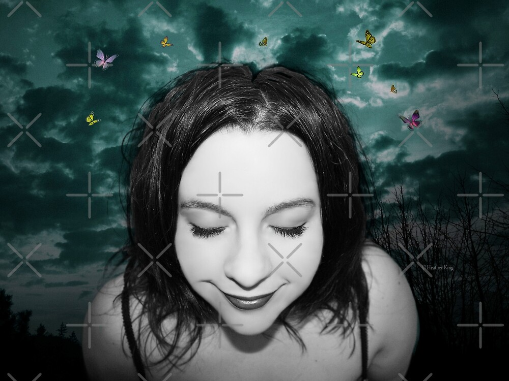 I always dreamed of happiness by Heather King