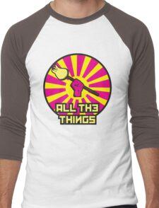 All The Things Men's Baseball ¾ T-Shirt