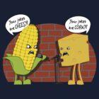 The Joke Debate by Jeremy Kohrs