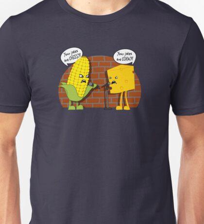 The Joke Debate Unisex T-Shirt