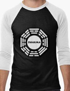 Dharma Men's Baseball ¾ T-Shirt