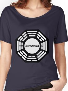 Dharma Women's Relaxed Fit T-Shirt