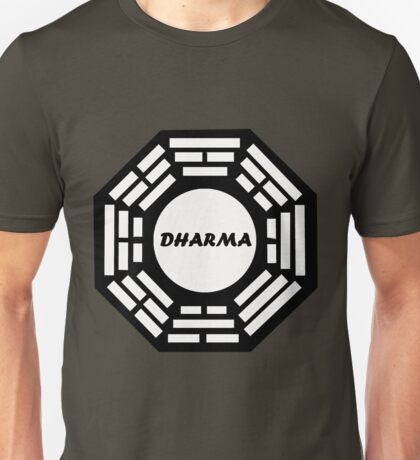 Dharma Unisex T-Shirt