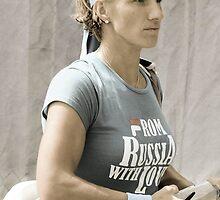 Svetlana Kuznetsova by csztova