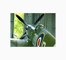 Spitfire Mk IX MH434 - Hanger 2 Duxford Unisex T-Shirt
