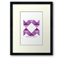 Design 176 Framed Print