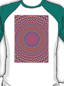 Optical illusion t-shirt/sticker  T-Shirt