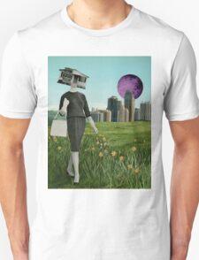 She's a walking disaster T-Shirt