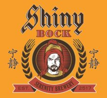 Shiny Bock Beer by spacemonkeydr