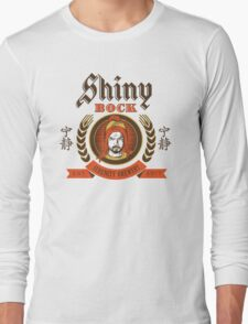 Shiny Bock Beer Long Sleeve T-Shirt