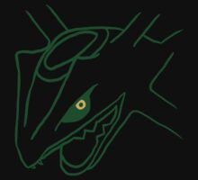 Legendary Line - Rayquaza Kids Clothes