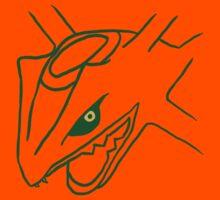 Legendary Line - Rayquaza Kids Tee