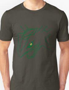 Legendary Line - Rayquaza Unisex T-Shirt