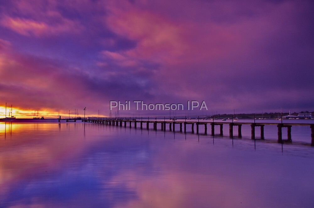 """""""Shades Of Dawn"""" by Phil Thomson IPA"""