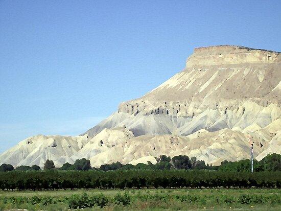 Mount Garfield by Brenda Hagenson