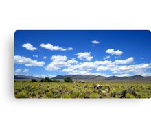 Living The Good Life Canvas Print